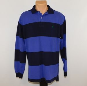 Polo Ralph Lauren long sleeve polo shirt.  L